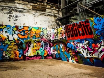 Póster Arte del graffiti