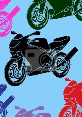 Arte pop, moto