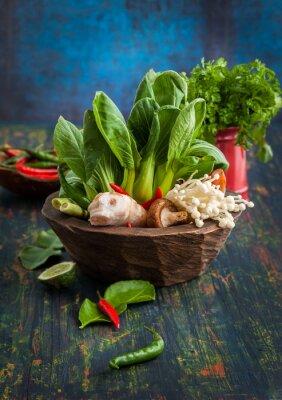 Póster Asia Food Ingredients