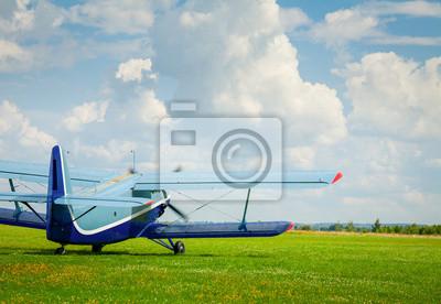 Avión Deporte