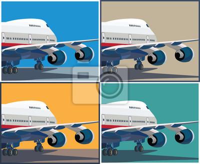 Aviones civiles grandes