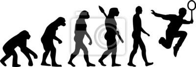 Bádminton Evolución