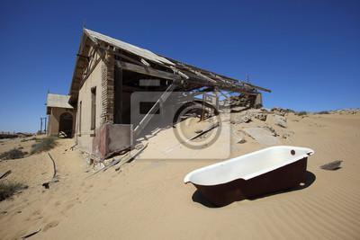 Baño en Kolmanskop