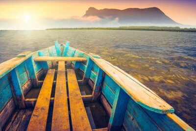 Barcos en un río_5