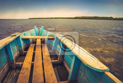 Barcos en un river_4