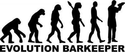 Barman Barman Barkeeper Evolución