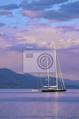 Bateau Barco Costa vista azur voilier