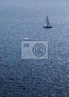 bateau voilier plaisancier mer océan naviguer libre seul solitu