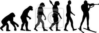 Biatlón Evolución