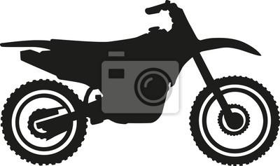 Bicicleta de motocross