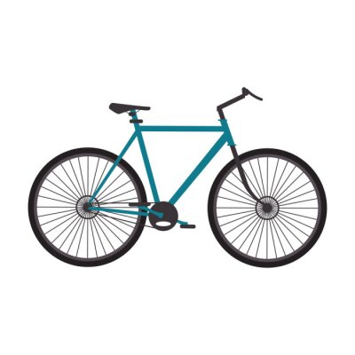 bike ride bicycle sport cartoon