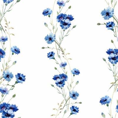 Blue flowers 7