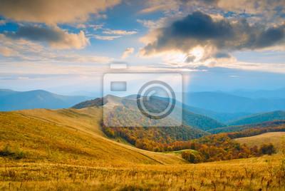 Borzhava colinas