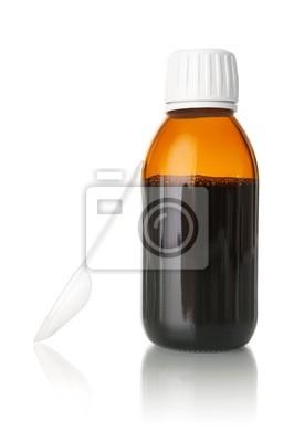 Botella médica