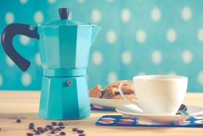 Póster Café de la vendimia