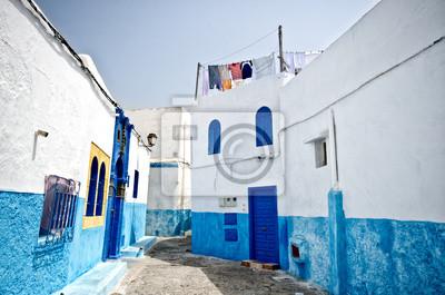 Calle de Rabat, Marruecos