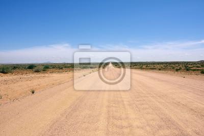 Camino africano, Namibia