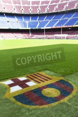 Póster Camp Nou - Fc Barcelona detalle estadio
