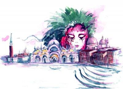 Póster carnaval