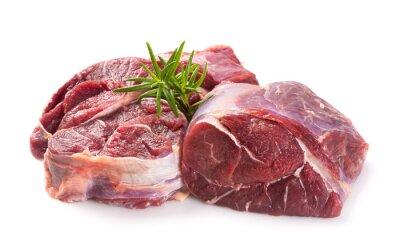 Póster carne