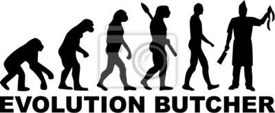 Carnicero Evolución