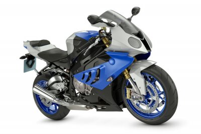 Póster Carreras de motos