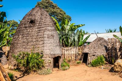 Casas de tribu Dorze