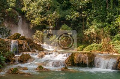 Cascadas en la Naturaleza