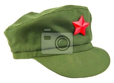 casquillo de la estrella roja china