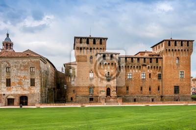 Castello San Giorgio en Mantova