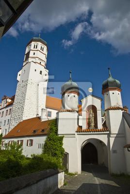 Castillo Dillingen, Brucktörle
