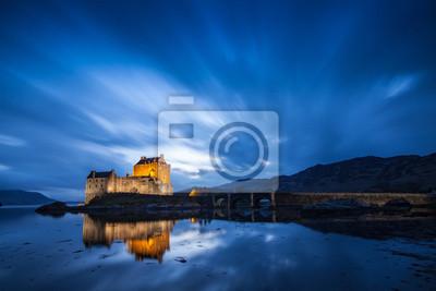 Castillo Reflexión