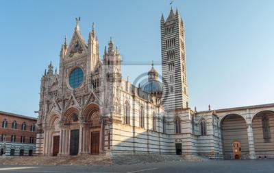 Catedral en Siena