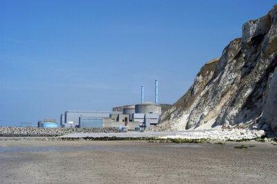 Centrale de électronucléaire Penly (Seine-Maritime)