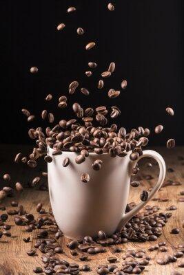 Póster Chicki di caffè