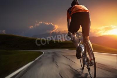 Póster Ciclismo