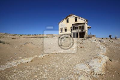 Ciudad fantasma Kolmanskop