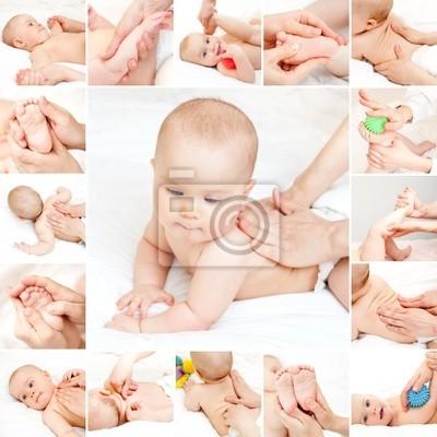 Colección Masaje del bebé