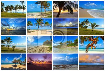 Collage costa Diani