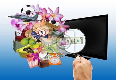 comercio de productos de consumo por Internet