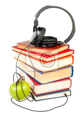 Concepto Libro audio