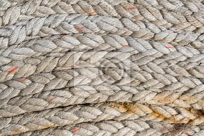 Cordaje corde barco voilier marin marinador