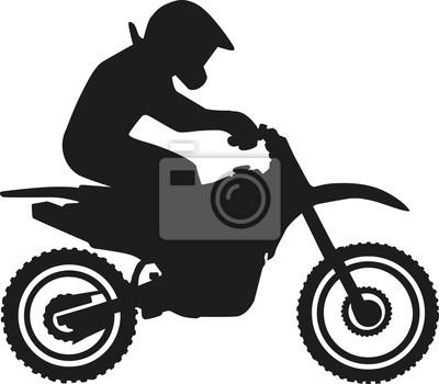Corredor de motocross