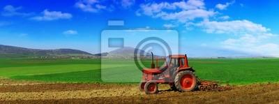 Cultivo Tractor