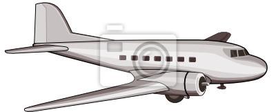 DC 3 avión