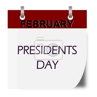Del presidente calendario Día
