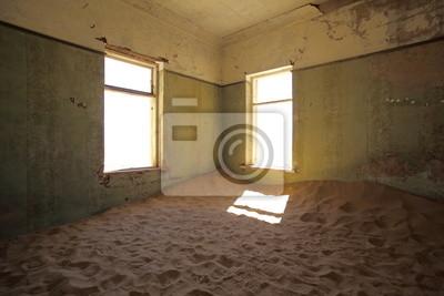 Dentro Kolmanskop Ghost Town