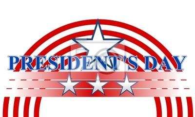 Días Presidentes - bandera del arco iris