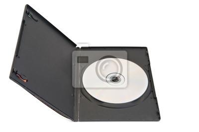 disco y un rectángulo en blanco para el disco