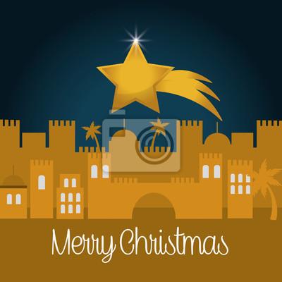 Diseño de Feliz Navidad
